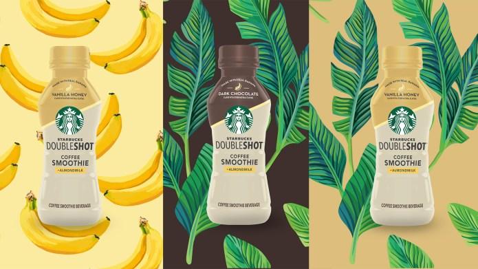 starbucks plant-based smoothies