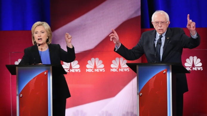The fourth Democratic debate as told
