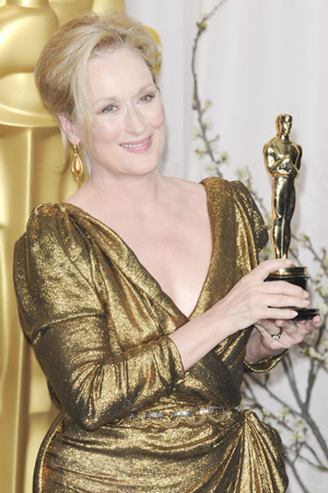 Meryl Streep donates money to Viola Davis' hometown