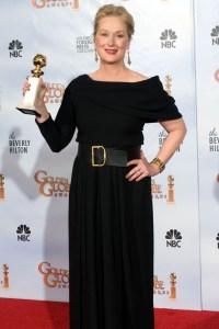 Meryl Streep speaks