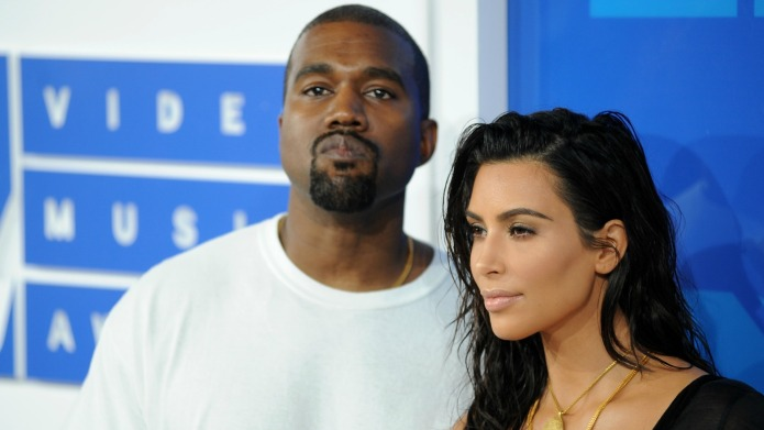 So Kanye & Kim Kardashian West