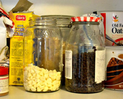 Declutter your pantry