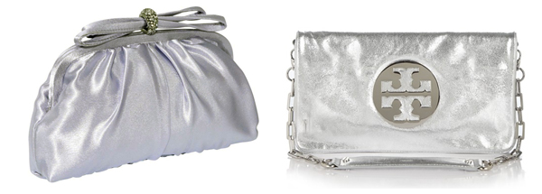 Steal the look: Kelly Rutherford clutches