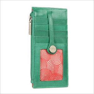 Slide wallet