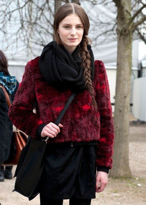 Standout Ways To Style Long Hair | Side Braid