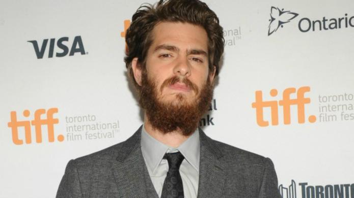 7 Times Andrew Garfield's beard swallowed