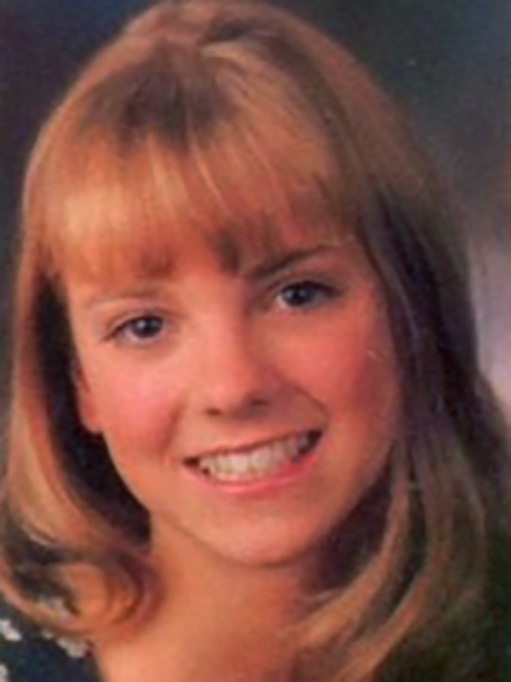 Anna Faris Yearbook Photo