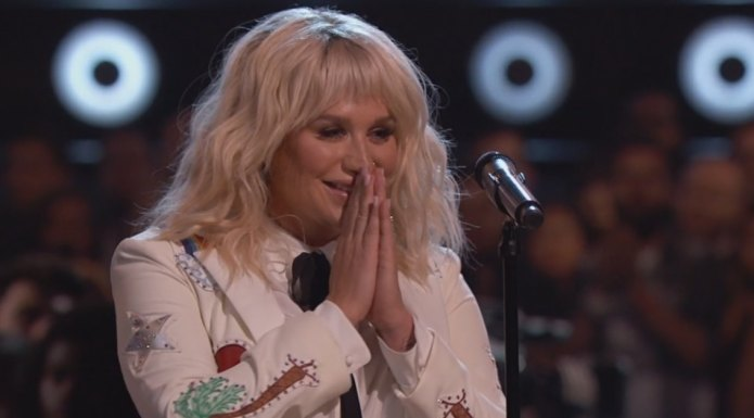 Kesha's powerful BBMAs performance demonstrated why