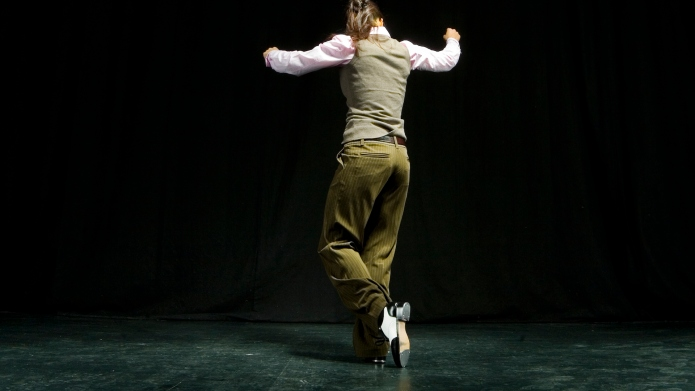 tap dancing women