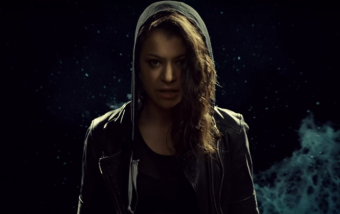 Orphan Black promo proves horror is