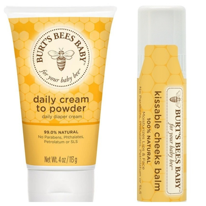 Beauty Brands with Baby Products: Burt's Bees