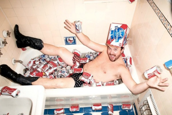 Terry Richardson photo of Danny McBride