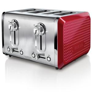 The hottest red toaster for your
