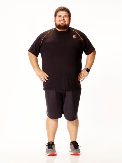 The Biggest Loser Season 17 contestant Colby Wright