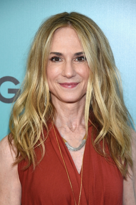 Celebrities On Their Favorite Thanksgiving Dishes | Holly Hunter