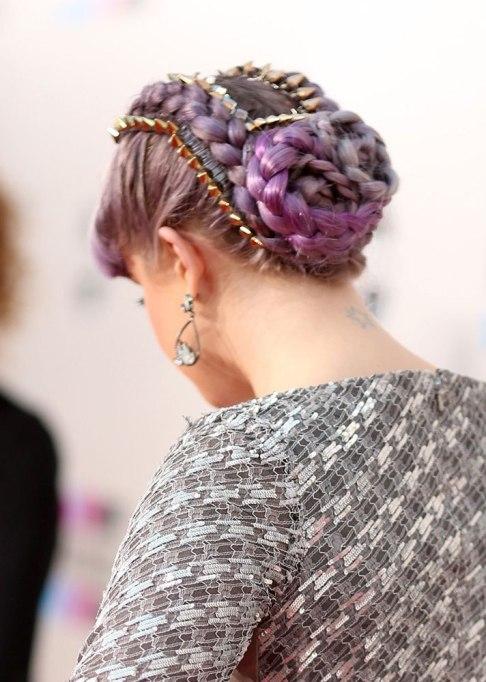Kelly Osbourne Hairstyle