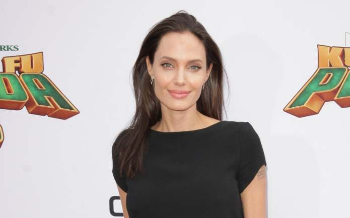 Brad Pitt's Reportedly Scared of Angelina