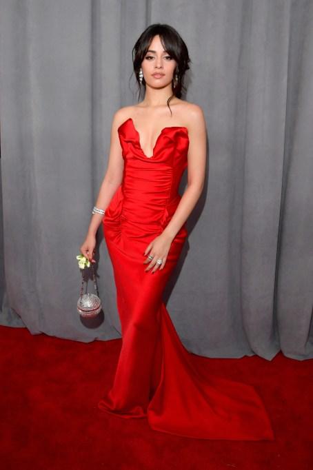 Grammy Awards Best Dressed: Camila Cabello
