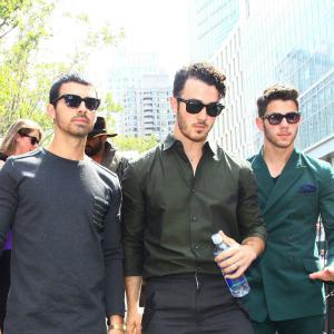 "Jonas Brothers finally address breakup: ""It's"
