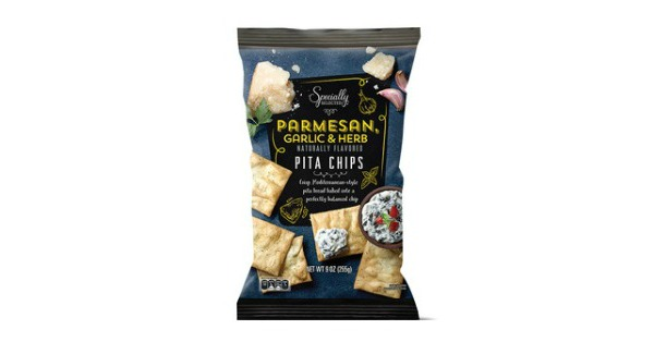 Specially Selected Pita Chips at Aldi