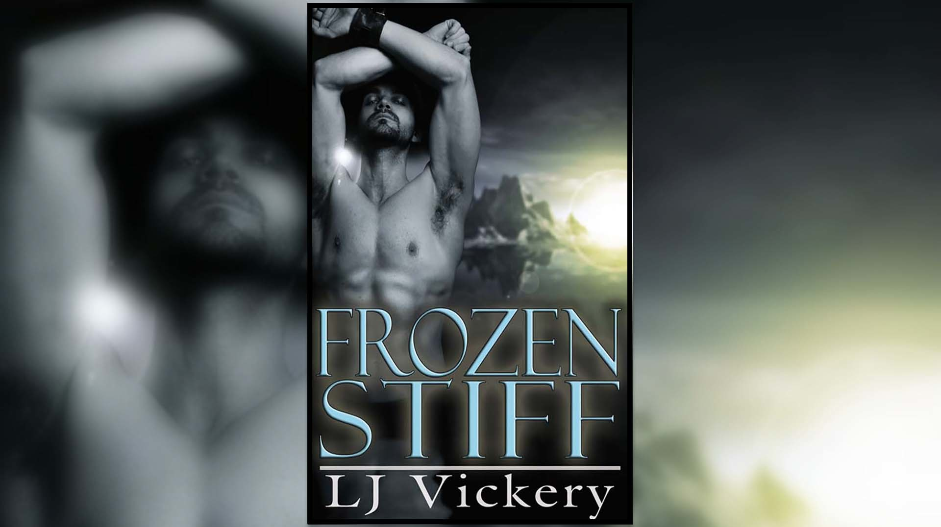 Erotic novel Frozen Stiff lives up to the title and this excerpt is proof