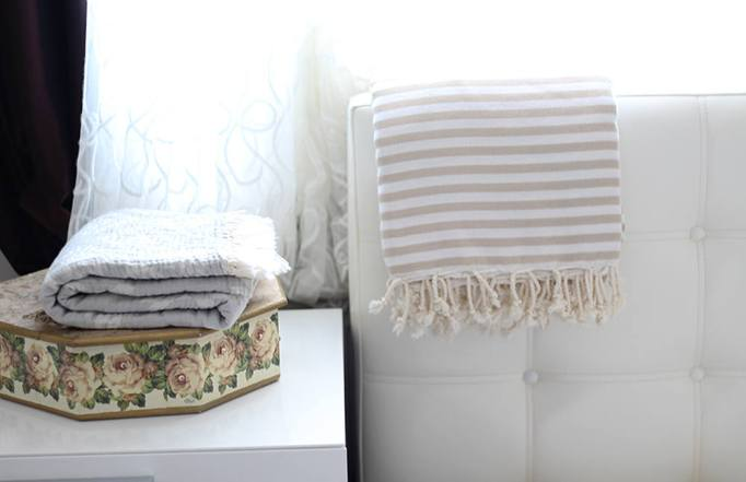 Affordable Etsy Shops: These Turkish linens are totally chic