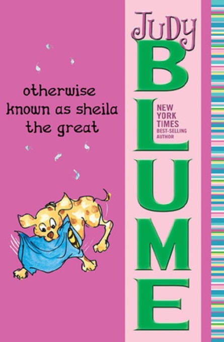 Books for girls: Otherwise Known as Sheila the Great