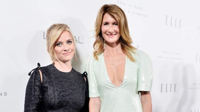 Laura Dern & Reese Witherspoon Prove