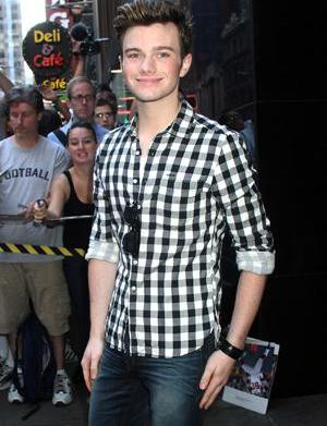Glee's Chris Colfer has published first