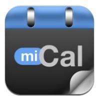 MiCal app
