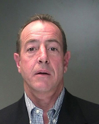 Michael Lohan's mugshot, no, he's not arrested