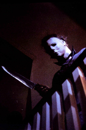 Michael Myers in the Classic Halloween Horror Film