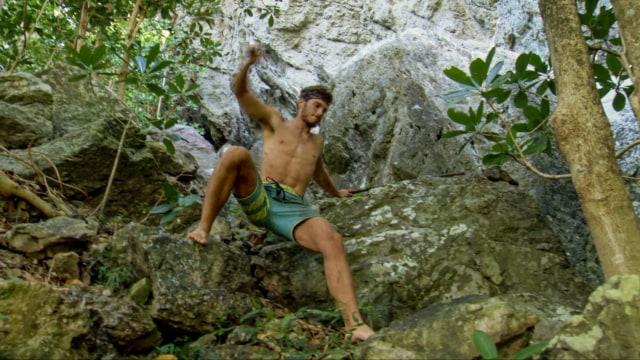 Michael Yerger on Survivor: Ghost Island
