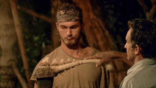 Michael Yerger voted off Survivor: Ghost Island