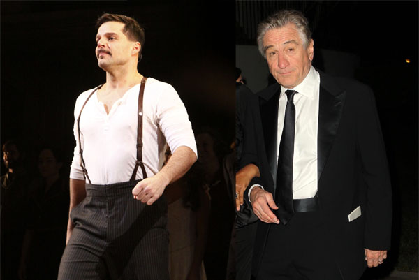 Michele Savoia dressed Ricky Martin, Robert DeNiro and more
