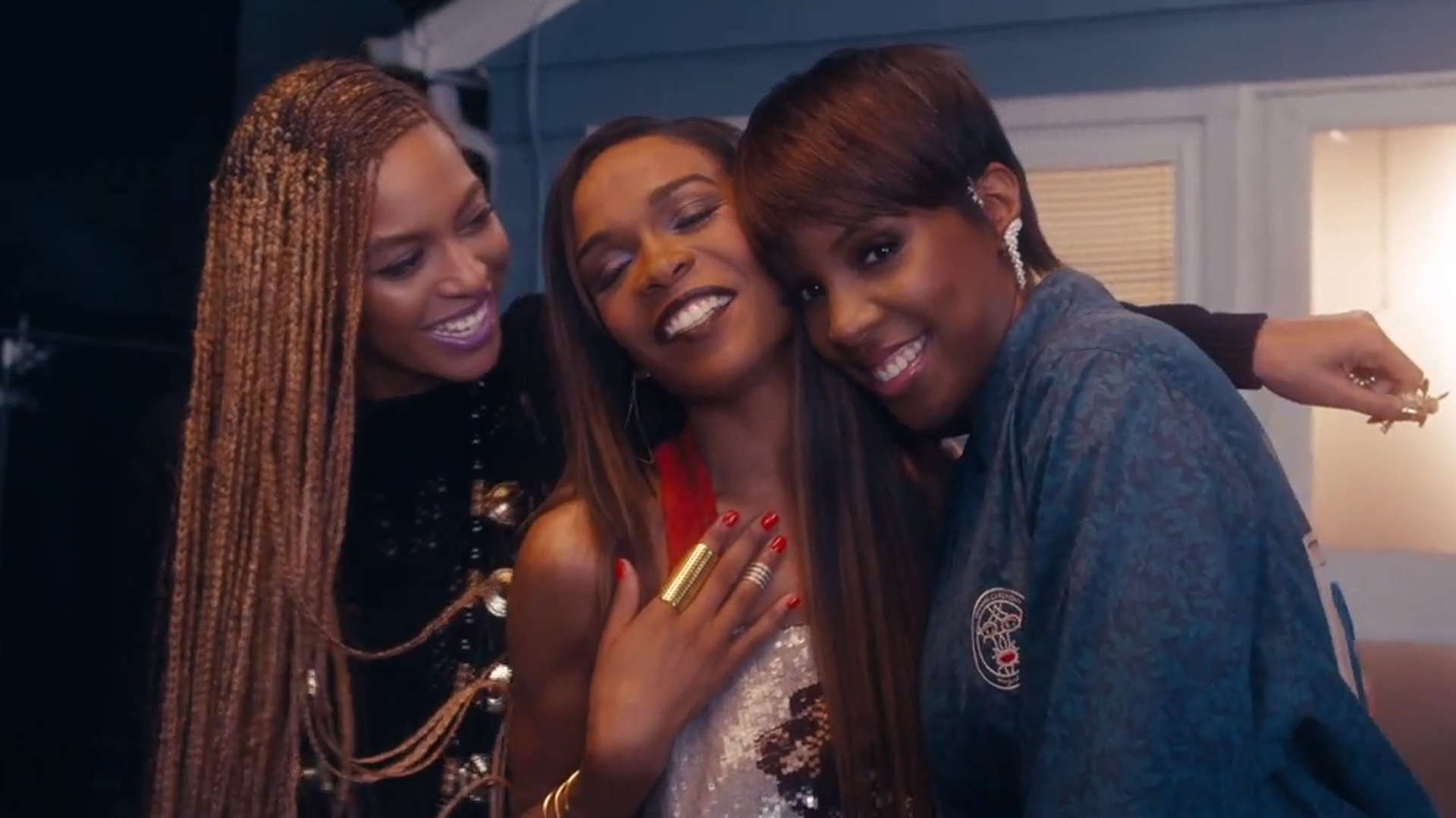 Beyonce, Michelle, Kelly