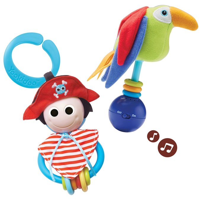 Pirate-Inspired Gifts For Your Littlest Mate: Yookidoo Pirate Play Set
