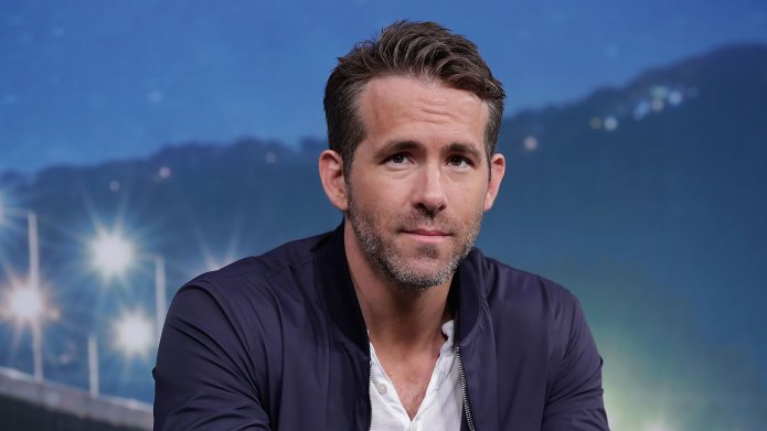 Ryan Reynolds Opens Up About Living