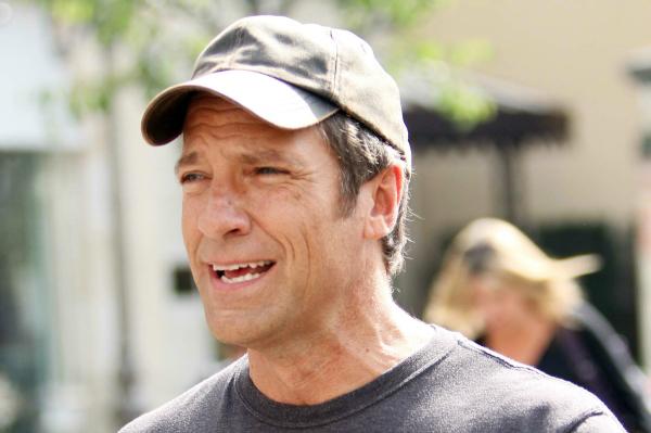 Dirty Jobs Host Mike Rowe