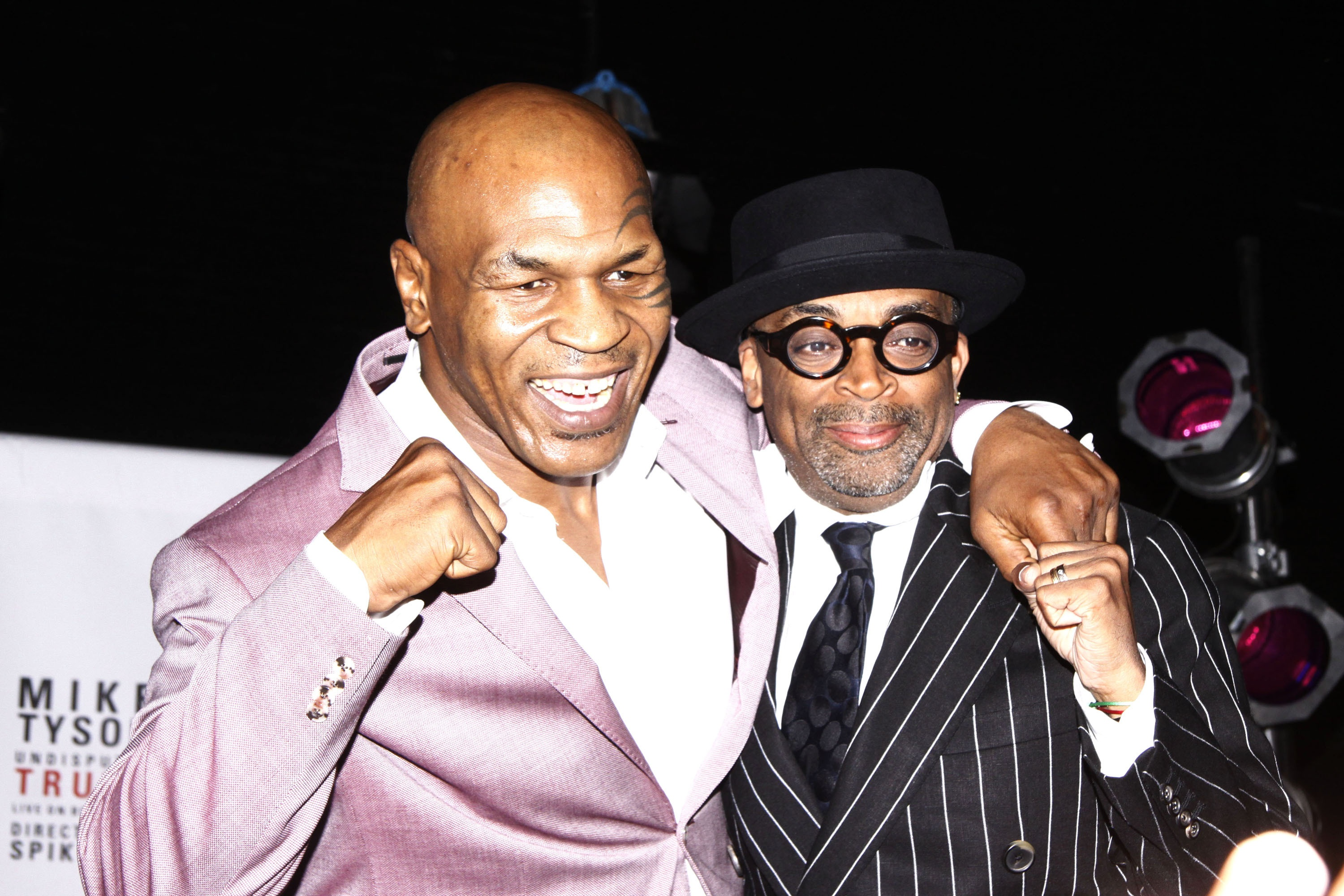 Mike Tyson Spike Lee