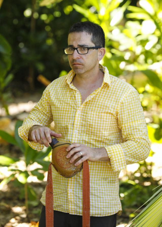 Mike Zahalsky on Survivor: Heroes Vs. Healers Vs. Hustlers