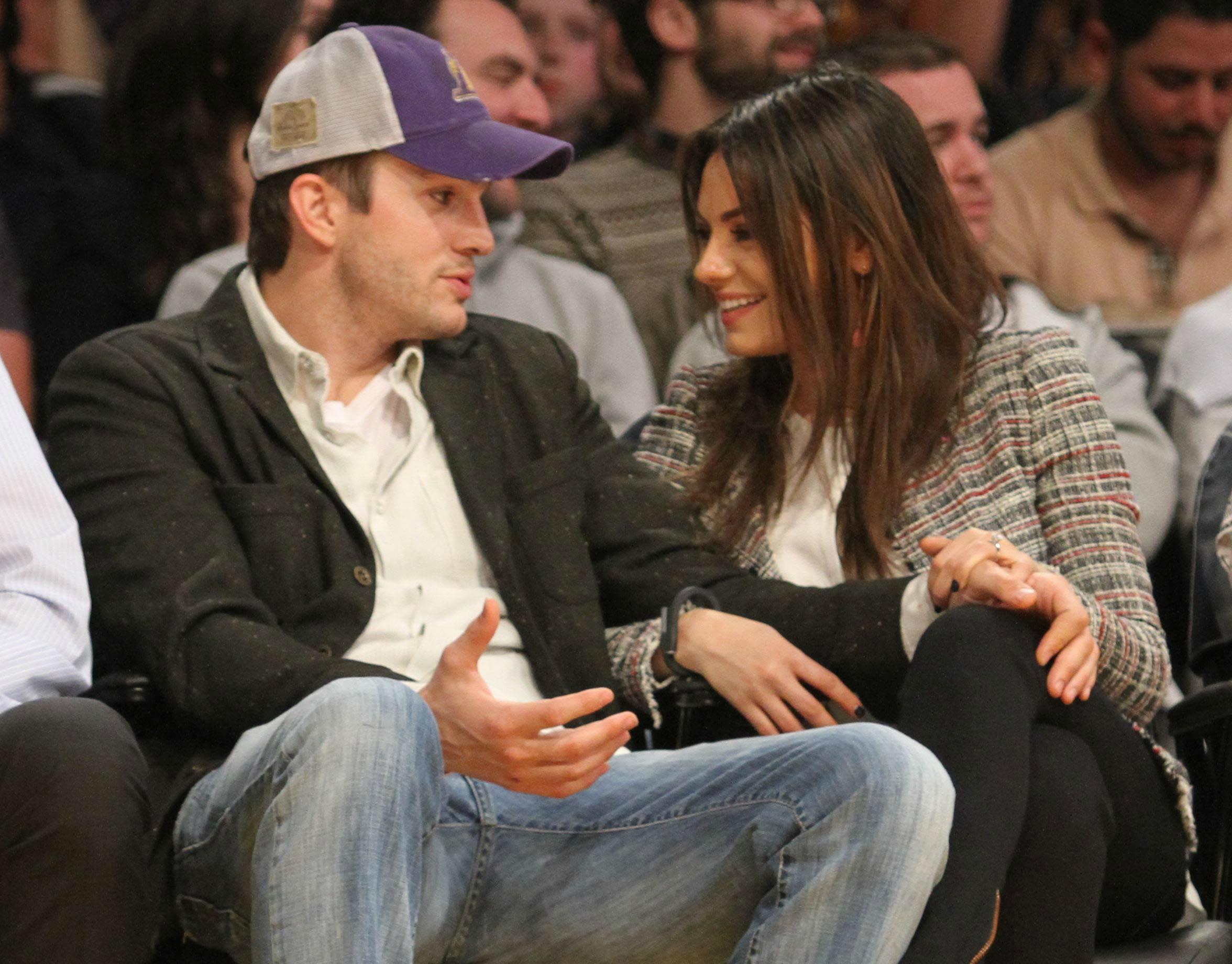 Mila Kunis, Ashton Kutcher are expecting a baby girl