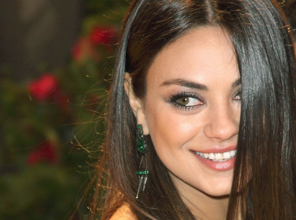Mila Kunis at the Oz the Great and Powerful premiere.