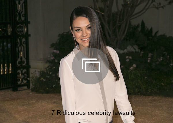 Mila Kunis lawsuit