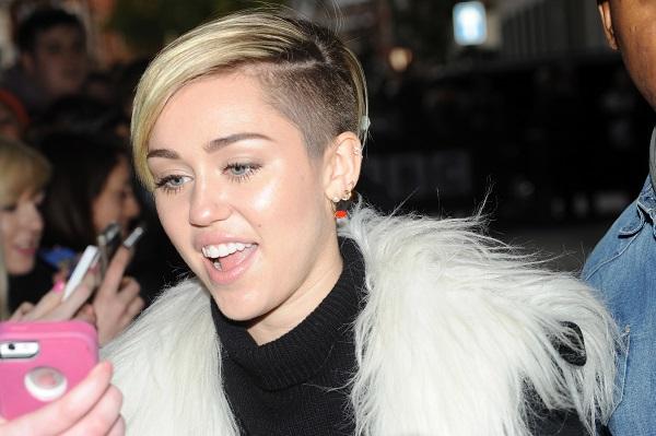Miley Cyrus Live Lounge