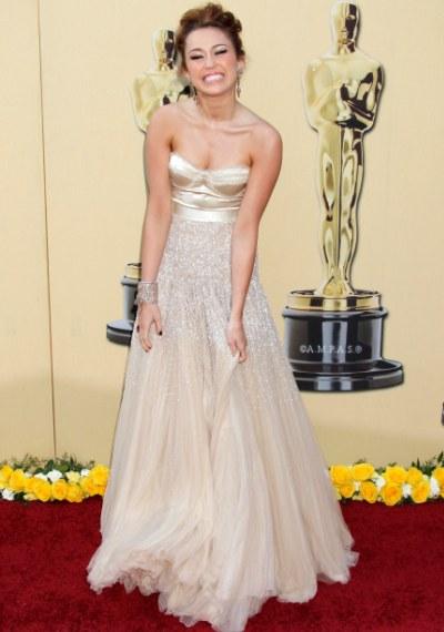 Miley Cyrus shines