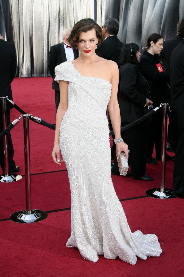Milla Jovovich - Oscars