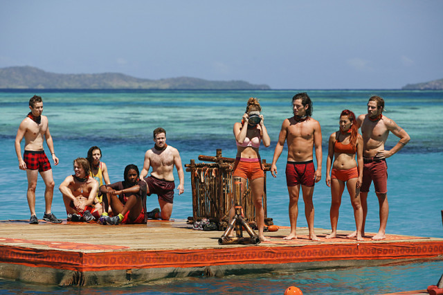 Millennials lose Immunity challenge on Survivor: Millennials Vs. Gen-X