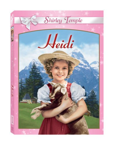 'Heidi' DVD