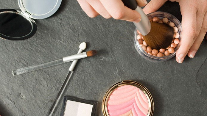Why you should add mineral makeup
